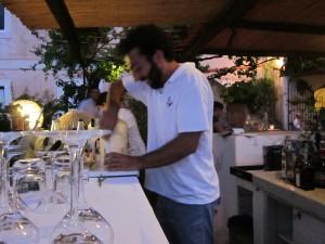 Raffaele Caruso, bar-chef