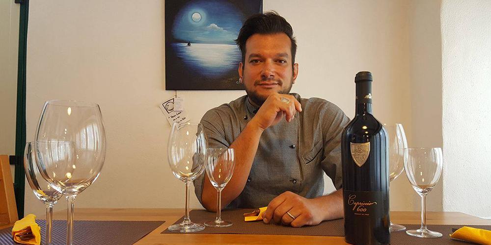 Domenico Vuturo, Chef Bobo