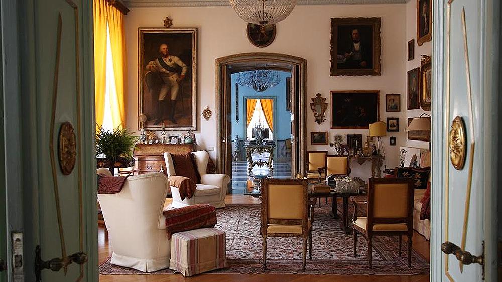 Palazzo Pantelleria a Palermo