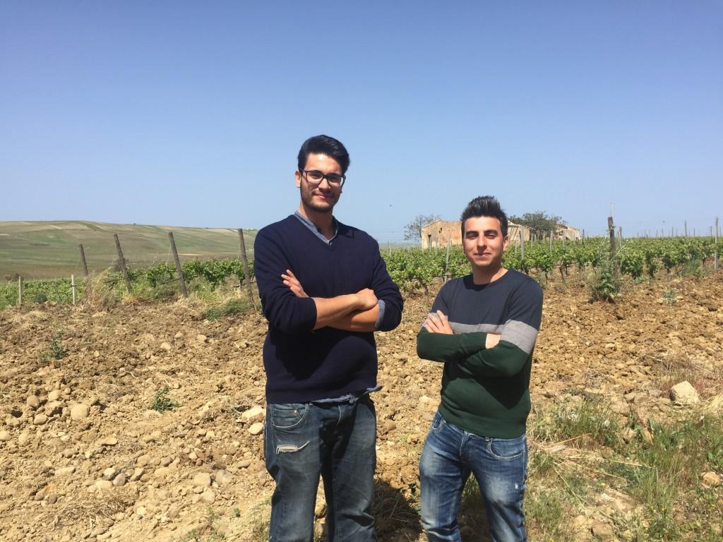 Michele Caruso e Giuseppe Bennardo