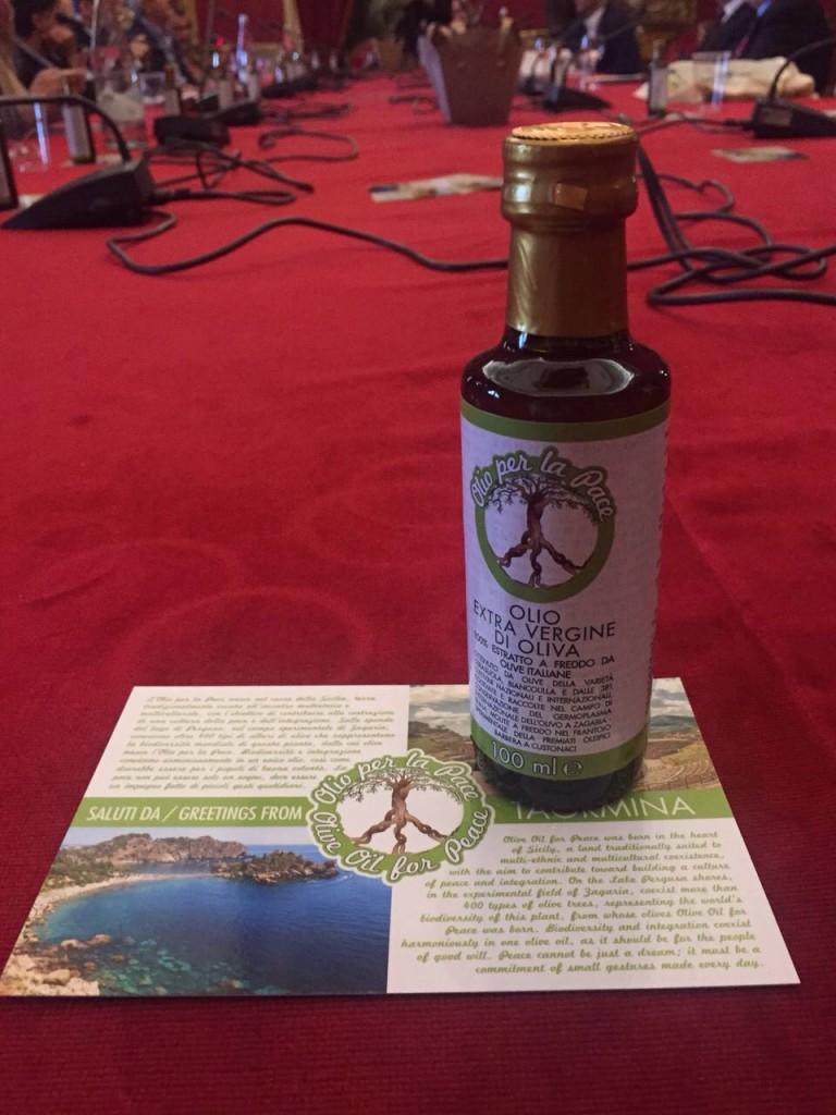 Olio per la Pace
