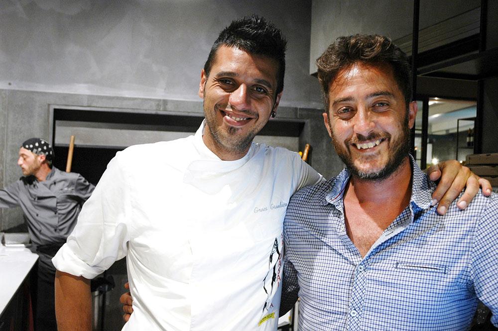 Gianluca Graci e Giuseppe Patti
