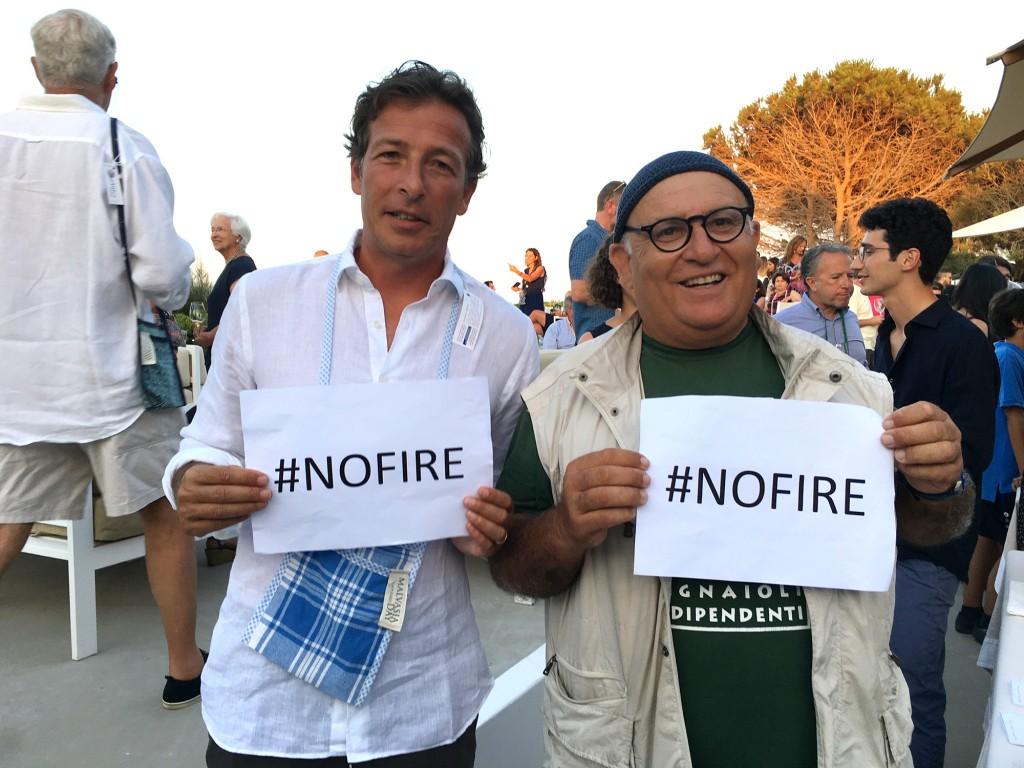 Alberto Tasca e Francesco Fenech