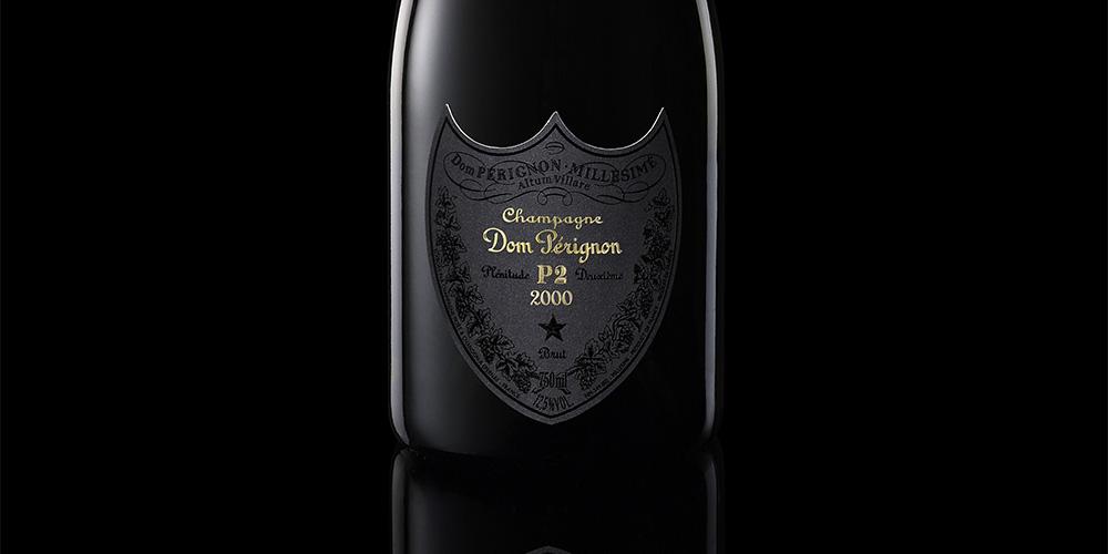 Champagne Dom Pérignon, P2 2000