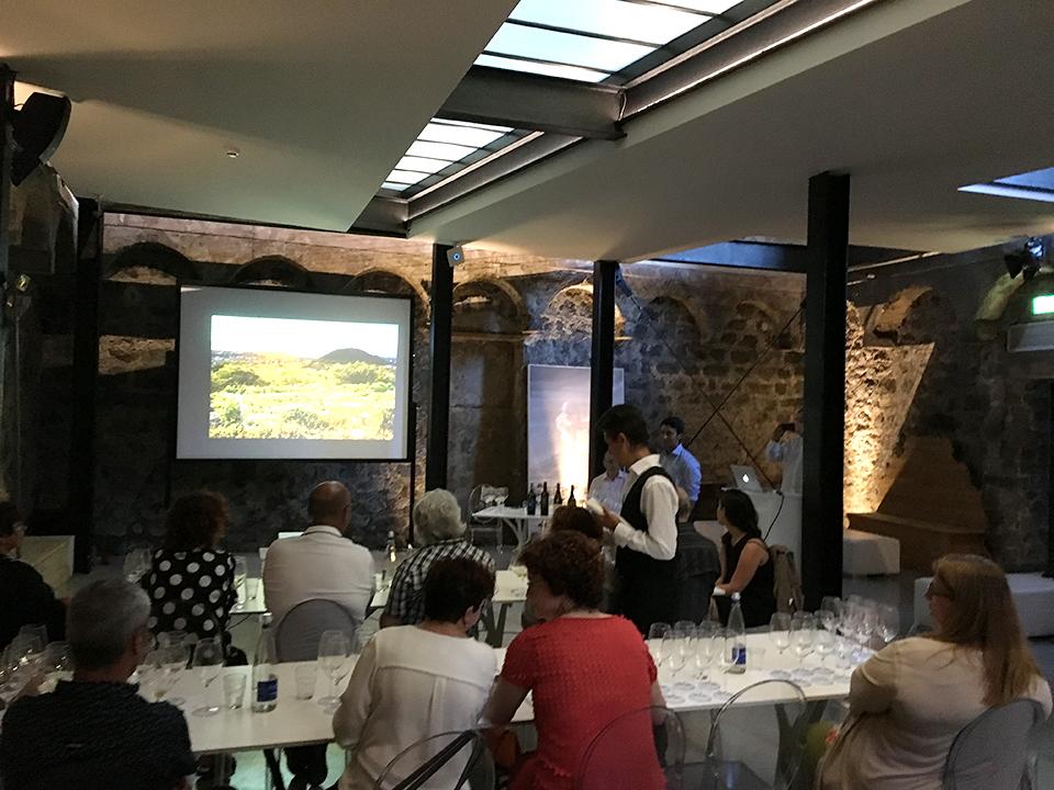 Radicepura, la degustazione Sicilia en Primeur Extended