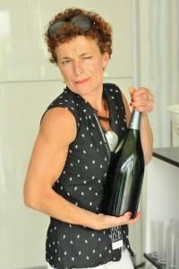Morgane Fleury della Maison di Champagne, Fleury