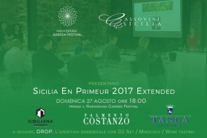 Sicilia en Primeur Extended 27 agosto