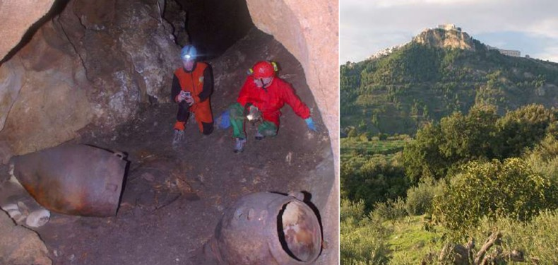 World's oldest Italian wine just discovered in Sicily
