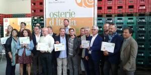 """I locali siciliani premiati con la """"chiocciola"""" di Osterie d'Italia 2018"""