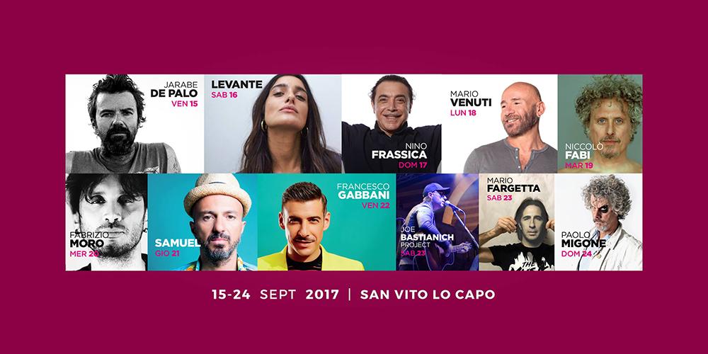 Cous Cous Fest 2017, San Vito Lo Capo e i vini della Doc Sicilia