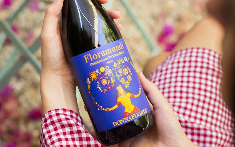 Floramundi, il Cerasuolo di Vittoria di Donnafugata