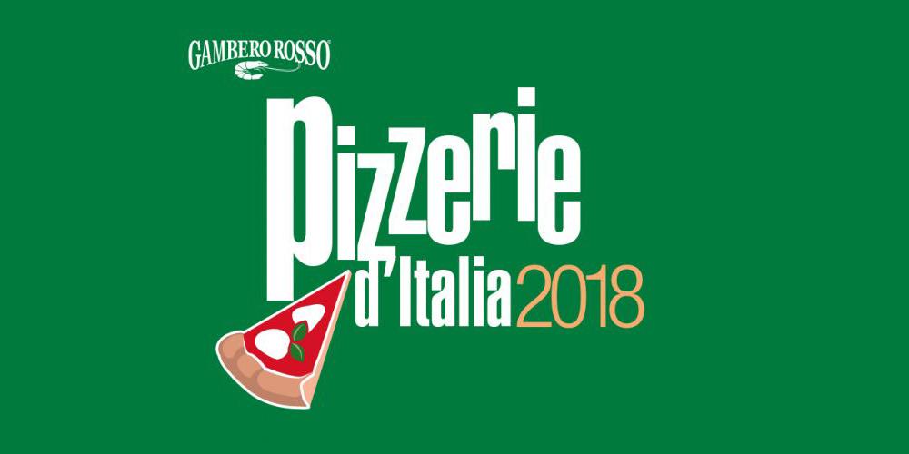 Pizzerie d'Italia 2018 di Gambero Rosso