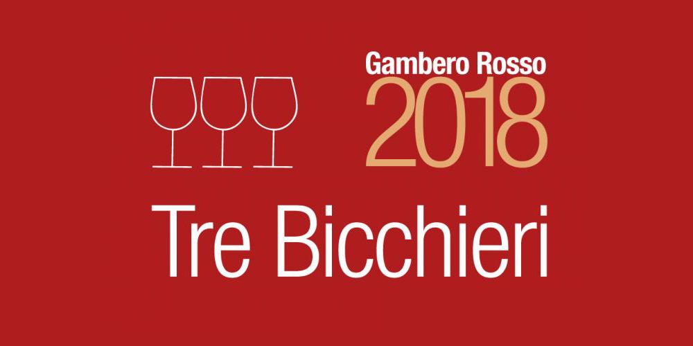 Gambero Rosso, Vini d'Italia 2018, i Tre Bicchieri Sicilia