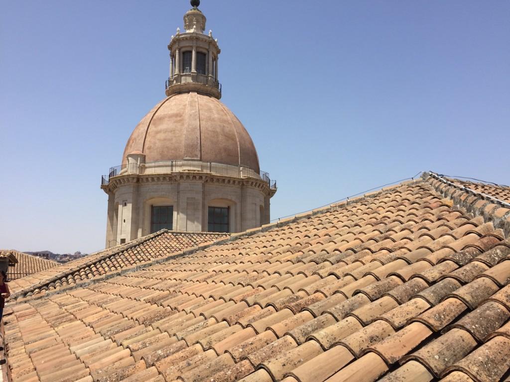 Basilica di San Nicolo' L'Arena del Monastero dei Benedettini a Catania