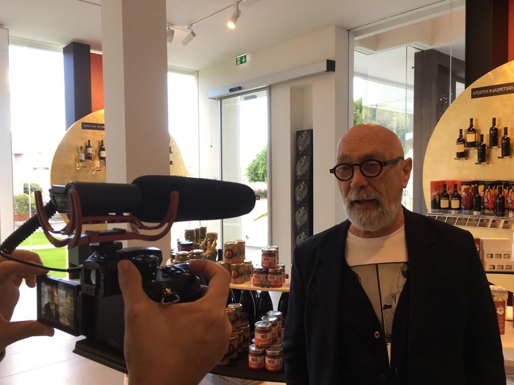 intervista all'arch. Franco Marabelli