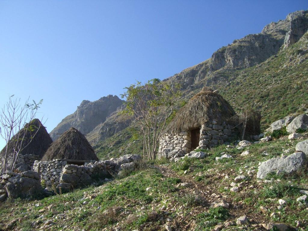 Sentiero dei grifoni ad Alcara Li Fusi