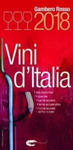 Gambero Rosso, guida ai Vini d'Italia 2018