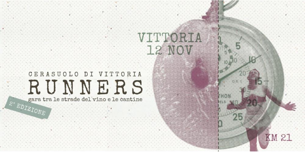 Cerasuolo di Vittoria Runners, II edizione, 12 novembre 2017