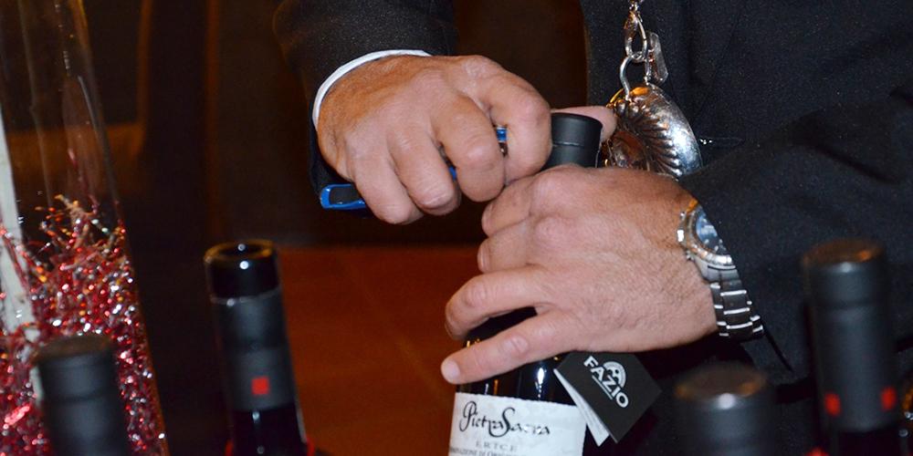 Corso di degustazione sui vini Erice Doc