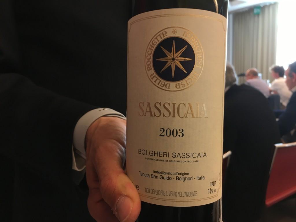 Calendario Imbottigliamento Vino 2020 Pdf.Sassicaia Il Mito Di Bolgheri Una Verticale Alla Soglia