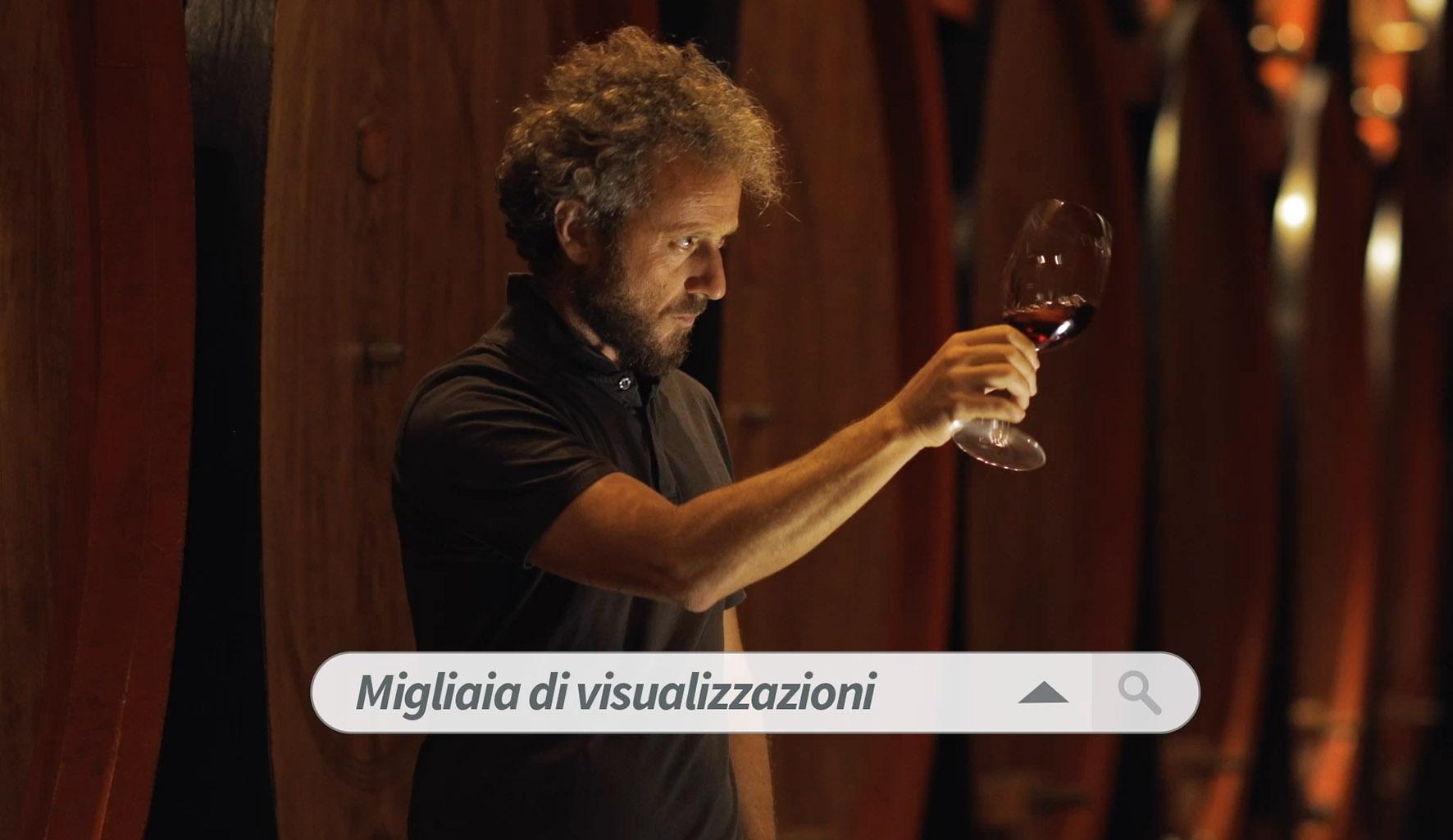 Vini Doc Sicilia frame 5 spot tv