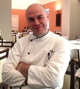 lo chef Andrea Alì