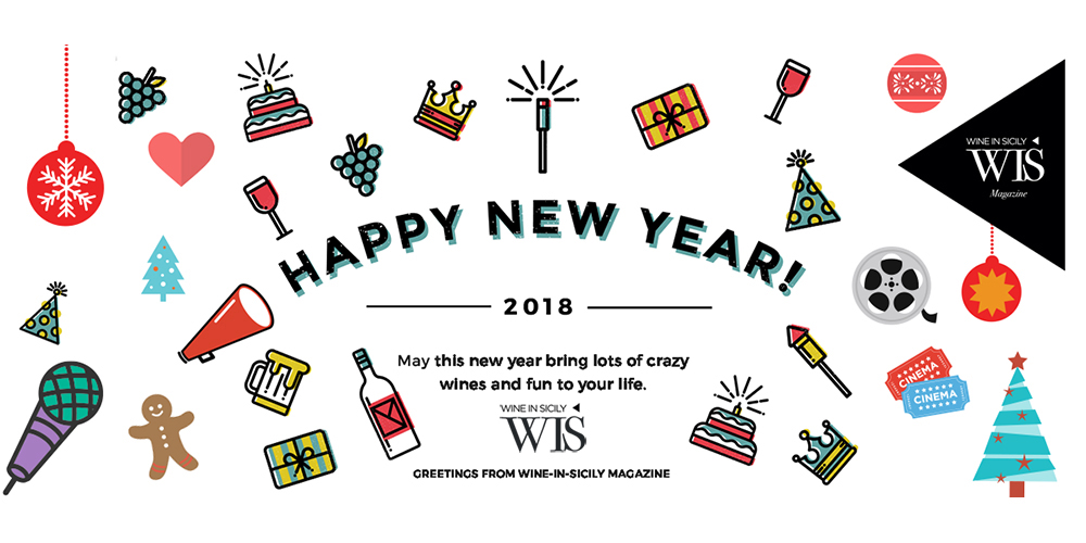 Happy New Year! Wine in Sicily - Wine in Sicily