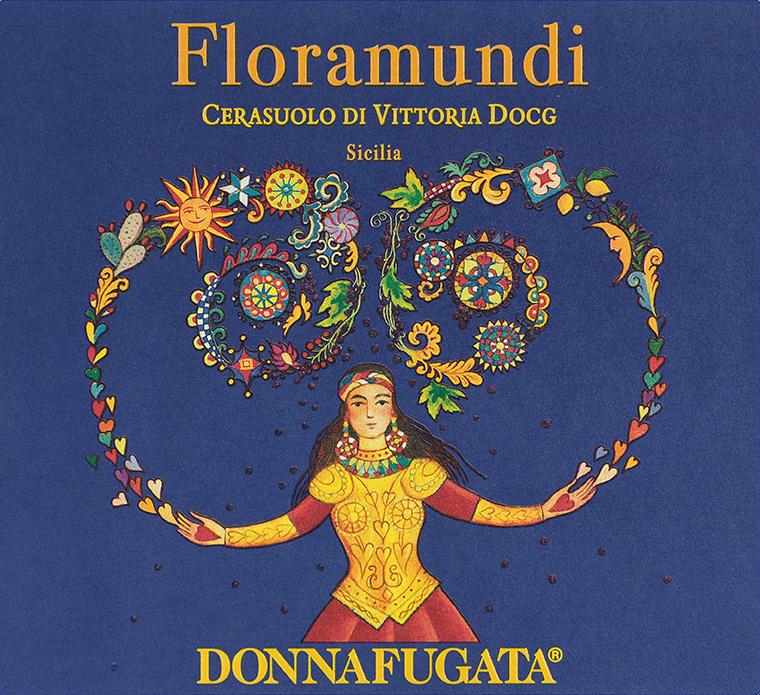 L'etichetta del Floramundi