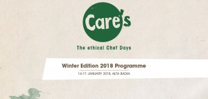 Care's, the ethical chef days