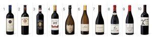 La TOP100 di WineSpectator