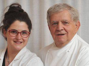 Rolando e Francesca Morandin