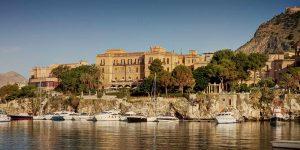 Il Grand Hotel Villa Igiea di Palermo