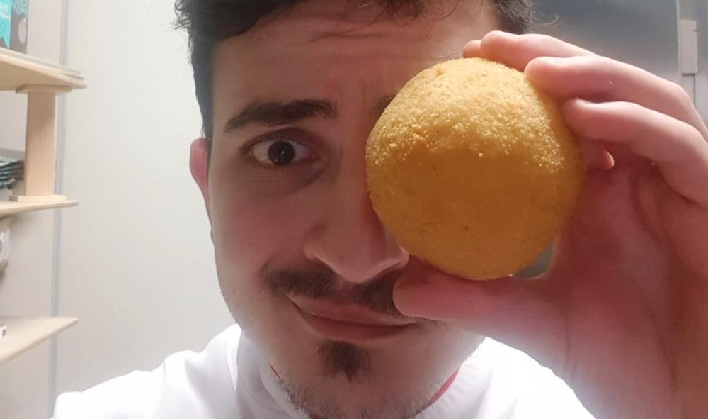 Mauro Lo Faso del Bar Delizia di Bolognetta