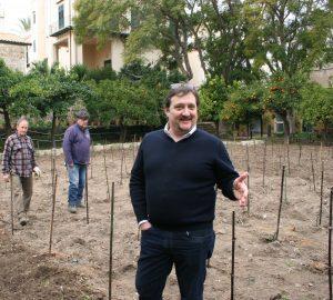 Laurent Bernard de la Gatinais, componente del Cda del Consorzio vini Doc Sicilia