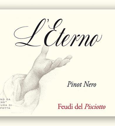 Il Pinot Nero, l'Eterno di Feudi del Pisciotto