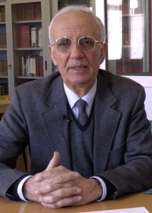 Il Prof. Andrea Cavallero